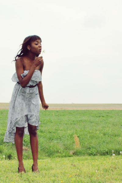 mullet dress Heart Soul dress - black rue21 pumps