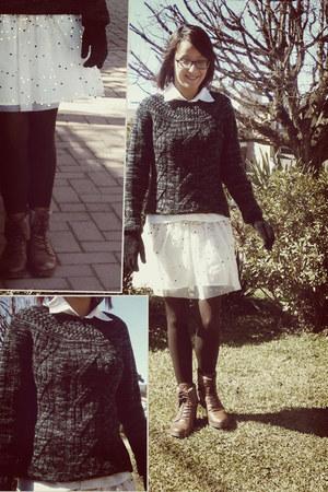 Bottero boots - maria fil shirt