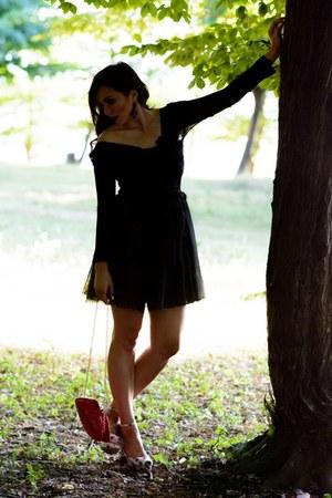 black GTO Shop by Teona Gherasim dress