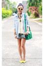 Chartreuse-sling-bag-bangkok-bag-black-bohemian-bangkok-shorts