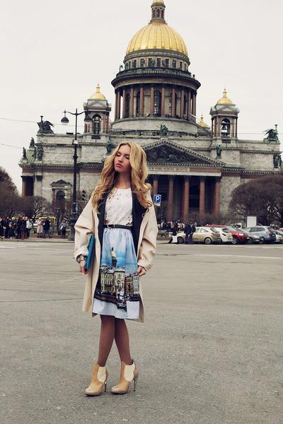 Natali Leskova skirt - Veda top