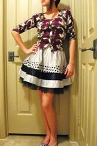 Forever 21 blazer - Forever 21 skirt