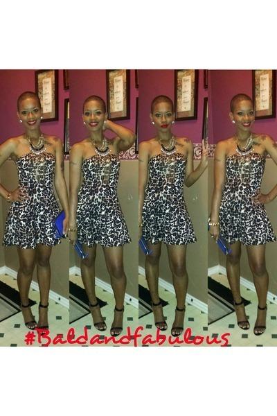 Blue Marshalls Purses, Image Dresses, Black Charlotte Russe