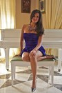 Purple-dress-amethyst-necklace-silver-heels