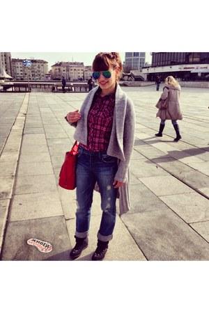 Aeropostale jeans - Pimkie sneakers