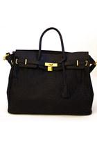 black rococo HAUTE & REBELLIOUS bag