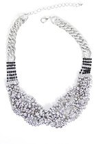 crystal HAUTE & REBELLIOUS necklace