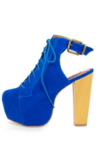 blue wwwshophandrcom Royal Blue boots