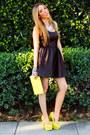 Yellow-haute-rebellious-heels