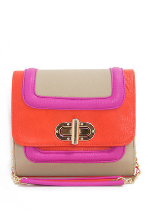 triple tone HAUTE & REBELLIOUS bag