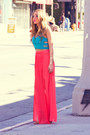 Chiffon-haute-rebellious-skirt