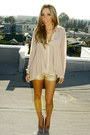Gold-sequin-shorts-haute-rebellious-shorts