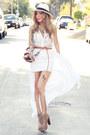 White-contrast-lace-haute-rebellious-dress