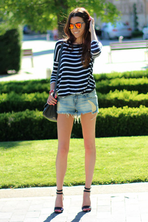 Zara t-shirt - Zara shorts