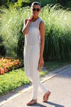 Zara blouse - Zara pants