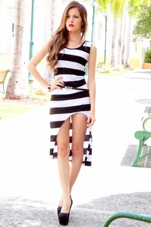 black stripes tbdress dress