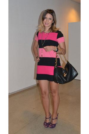 H&M dress - Primark heels