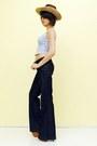 Navy-denim-jeans-banana-republic-jeans