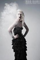 black Deer Couture dress