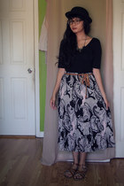 light pink Second Hand- Allison Taylor skirt