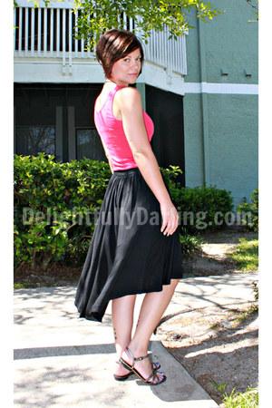 Target top - Target skirt - Target sandals
