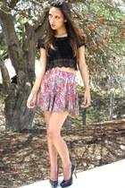 DND top - DND skirt