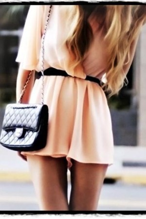 neutral dress