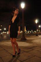 customized h&M dress
