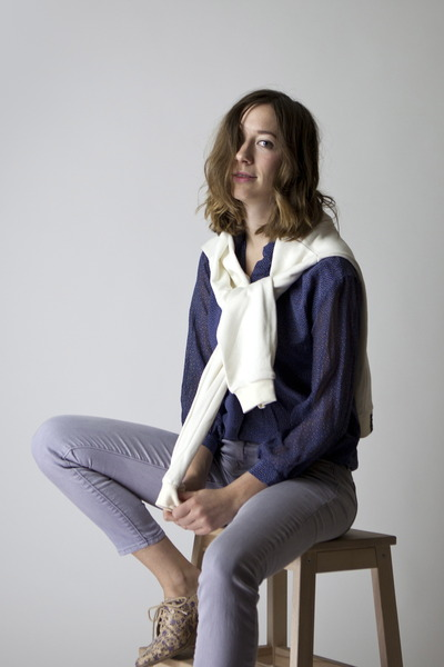 ivory plenty humanwear sweater - light purple Gap jeans