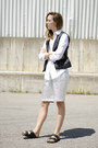 White-joe-fresh-shirt-silver-front-row-shop-shorts-black-sanctuary-vest