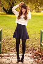 H&M dress - Voguec sweater