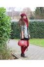 Zara-boots-zara-hat-camouflage-zara-blazer