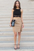 Forever 21 top - Forever 21 bag - Forever21 skirt