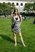 Secta dress - Secta top - Burberry purse - donald pliner shoes