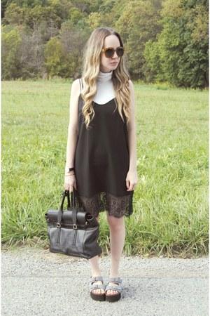 black Urban Outfitters dress - black 31 Phillip Lim bag