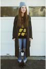 Dark-gray-gifted-minimarket-coat-black-gifted-sheinside-sweater