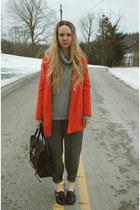 black 31 Phillip Lim bag - carrot orange in dress me coat