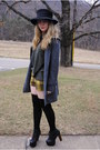 Black-litas-jeffrey-campbell-shoes-black-vintage-hat-gray-modcloth-jacket-