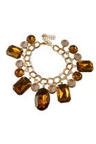 charms Diamond Petal bracelet