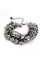 rhinestone Diamond Petal bracelet