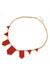 Diamond Petal necklace