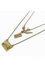 Diamond-petel-necklace