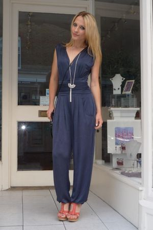 River Island shoes - jumpsuit River Island