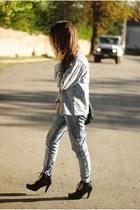 random heels