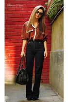 Meyer Mode blouse