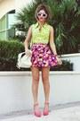 Print-oakmeal-blouse-print-oakmeal-skirt