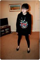 H&M skirt - Topshop - Rocketdog shoes
