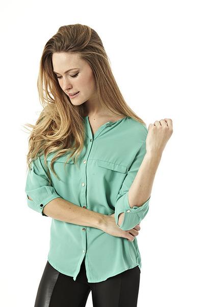chiffon blouse wwwDivaNYcom blouse