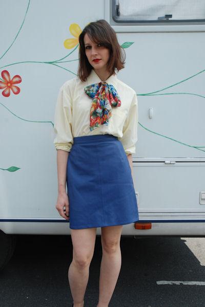 DollsMaison shirt - DollsMaison scarf - DollsMaison skirt