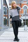 White-sonia-rykiel-pour-h-m-sweater-black-h-m-pants-black-marc-b-accessories